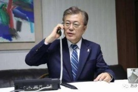 特朗普向韩国求援还要保护费面对无赖文在寅这样接招,绝!