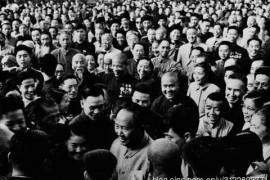 """历史真相揭秘:七千人大会根本不是""""批毛""""大会!"""