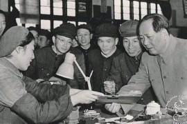 毛泽东搞经济世界没人比!不信,数据比比