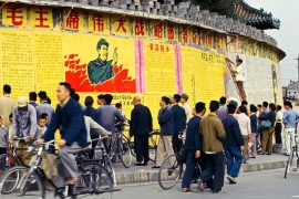 """毛主席为什么要提倡""""大鸣、大放、大字报、大辩论""""?"""