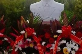滦县三中为什么要为毛思想捍卫者艾跃进立塑像,这个视频说明了一切!