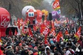 """法国大罢工有望结束:""""铁腕""""总理对工会究竟说了什么?"""