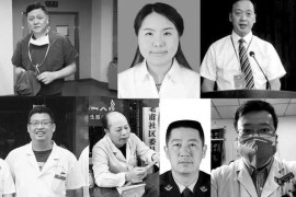 清明节全国哀悼献花给为人民的人:从抗疫英雄到黄帝、毛主席!