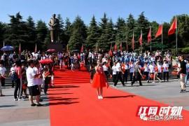 【60000】韶山单日游客数再创新高:今年难道是毛主席回来年?
