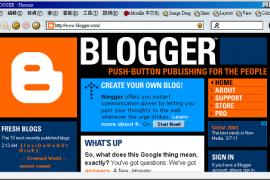 谷歌Blogger免费博客有利于影视站的SEO优化